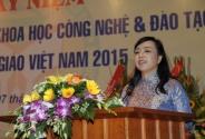Thư chúc mừng ngày nhà giáo Việt Nam 20-11 của Bộ trưởng Bộ Y tế