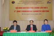Hội nghị Ban điều phối chung dự án lần thứ 5