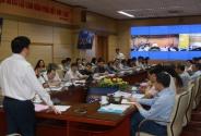 Bộ Y tế làm việc với Chủ tịch Hội đồng trường và Hiệu trưởng các Trường Đại học Y Dược trực thuộc Bộ Y tế