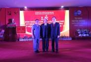 Trường THPT A Hải Hậu – Nam Định tổ chức kỷ niệm 60 năm thành lập trường và đón nhận cờ thi đua Chính phủ