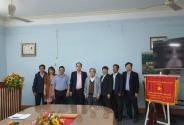 Cục Khoa học công nghệ và Đào tạo làm việc với Trường Cao đẳng Phương Đông Đà Nẵng
