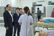 Cục Khoa học công nghệ và Đào tạo làm việc với Khoa Y Dược – Đại học Đà Nẵng