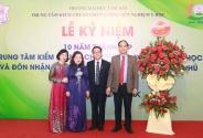 Trung tâm Kiểm chuẩn chất lượng xét nghiệm y học – Trường ĐH Y Hà Nội kỷ niệm 10 năm thành lập và Đón nhận Bằng khen của Thủ tướng Chính phủ