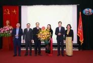 Lễ Trao tặng Huân chương Lao động Hạng Nhì cho đồng chí Vũ Thị Minh Hạnh, nguyên Phó Viện trưởng Viện Chiến lược và Chính sách Y tế, Bộ Y tế