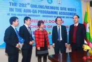 Đại học Y Dược Thái Nguyên đánh giá chương trình đào tạo theo bộ tiêu chuẩn AUN – QA
