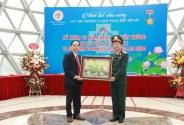 70 năm ngày truyền thống Bệnh viện Trung ương Quân đội 108