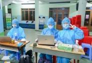 Đội quân thiện chiến Đại học Kỹ thuật Y tế Hải Dương chống dịch tại Bắc Giang