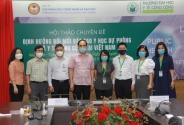 """Hội thảo """"Định hướng đổi mới đào tạo y học dự phòng và y tế công cộng tại Việt Nam"""""""