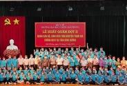 108 cán bộ, sinh viên Trường Đại học Y dược Hải Phòng xung phong hỗ trợ chống dịch tại Bình Dương