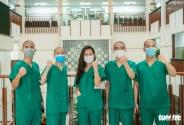 Cán bộ, giảng viên, học viên, sinh viên 8 Trường Đại học Y Dược phía Bắc hỗ trợ Hà Nội phòng, chống dịch COVID-19
