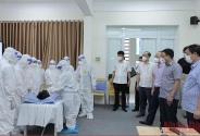 Đào tạo 1.000 cán bộ y tế chống dịch Covid-19