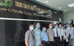 Cục Khoa học công nghệ và Đào tạo làm việc với Trường Đại học Y khoa Phạm Ngọc Thạch