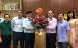 Chúc mừng Quyền Bộ trưởng Bộ Y tế Nguyễn Thanh Long