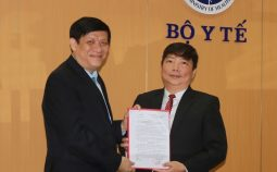 Bổ nhiệm Ông Nguyễn Vũ Trung giữ chức Phó Cục trưởng Cục Khoa học công nghệ và Đào tạo