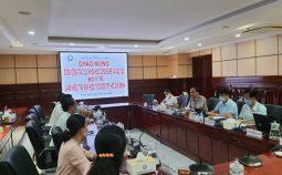 Cục Khoa học công nghệ và Đào tạo làm việc với Đại học Y Dược Thành phố Hồ Chí Minh