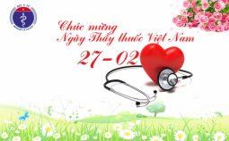 Bộ trưởng Bộ Y tế Nguyễn Thanh Long gửi thư Chúc mừng ngày Thầy thuốc Việt Nam