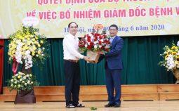 Bộ Y tế bổ nhiệm PGS. TS Lê Văn Quảng giữ chức vụ Giám đốc Bệnh viện K