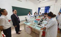 Cục Khoa học công nghệ và Đào tạo làm việc với trường Đại học Ban Mê Thuột