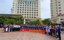 239 cán bộ, Giảng viên, sinh viên Học viện Y – Dược học cổ truyền Việt Nam tiếp sức Thành phố Hồ Chí Minh phòng chống dịch Covid-19