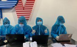 Trường ĐH Nguyễn Tất Thành điều thêm 50 sinh viên Y hỗ trợ chống dịch