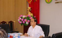 Nghiệm thu Chương trình đào tạo điều dưỡng dựa trên năng lực do Trường Cao đẳng Y tế Thái Bình thực hiện
