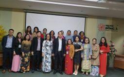 Cục Khoa học công nghệ và Đào tạo làm việc với Trường Đại học Đông Á