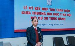 Trường Đại học Y Hà Nội thực hiện Nghị định 111/2017/NĐ-CP ký hợp tác toàn diện với 5 bệnh viện tuyến trung ương