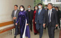 Bệnh viện Hữu nghị Việt – Đức tổ chức lễ đón nhận danh hiệu Anh hùng Lao động