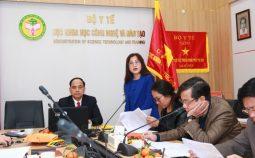 Hội đồng Y khoa quốc gia họp xây dựng Quy chế tổ chức và hoạt động của Hội đồng Y khoa Quốc gia và Văn phòng Hội đồng