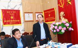 """Thẩm định tài liệu  """"Chuẩn năng lực cơ bản của Bác sĩ Y học cổ truyền Việt Nam"""""""