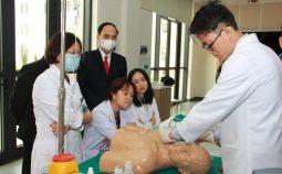Trường Đại học VinUni trong công tác đào tạo Điều dưỡng