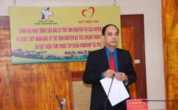 Dự án 585: Khảo sát tiếp nhận bác sĩ trẻ tình nguyện các huyện nghèo tại huyện Bình Gia, Lạng Sơn