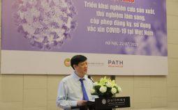 Hội thảo Triển khai nghiên cứu sản xuất, thử nghiệm lâm sàng, cấp phép đăng ký, sử dụng vắc xin COVID-19 tại Việt Nam