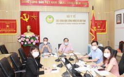 """Phiên họp tham vấn chuyên gia WHO để phê duyệt khẩn cấp vaccine COVID-19 """"Made in VietNam"""""""