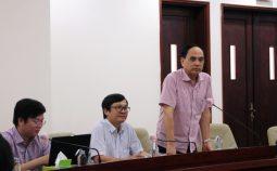 Cục Khoa học công nghệ và Đào tạo làm việc với Khoa Y – Đại học Quốc gia thành phố Hồ Chí Minh