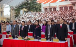 Trường Đại học Y Dược Thái Nguyên tổ chức Lễ khai giảng năm học 2020-2021