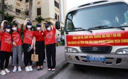 Cán bộ, giảng viên và sinh viên 05 cơ sở đào tạo nhân lực y tế tham gia tình nguyện hỗ trợ phòng chống dịch Covid-19