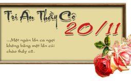 Thư Bộ trưởng Bộ Y tế chúc mừng ngày Nhà giáo Việt Nam
