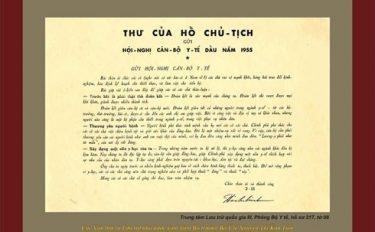 Kỷ niệm Ngày Thầy thuốc Việt Nam 27 tháng 2