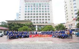 122 cán bộ, sinh viên Học viện Y-Dược học cổ truyền Việt Nam tiếp tục lên đường hỗ trợ TP HCM chống dịch