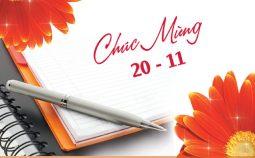 Thư Bộ trưởng Bộ Y tế chúc mừng ngày nhà giáo 20 – 11
