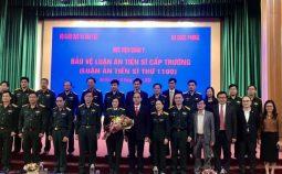 Học viện Quân Y tổ chức Hội nghị Tổng kết công tác đào tại sau đại học năm học 2019-2020