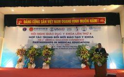 Hội  nghị Giáo dục Y khoa lần thứ 4